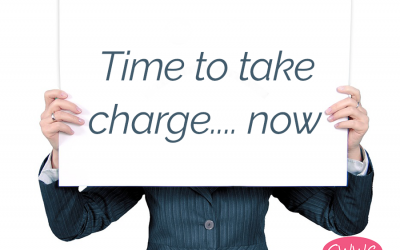 Time to Take Charge of Your Life – click to read