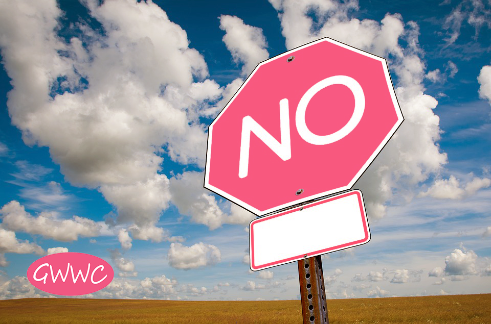 Go For NO!!! click to read
